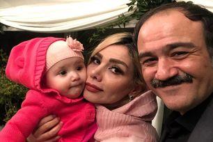 (عکس) دختر مهران غفوریان و مادر زیبایی که اصلا شبیه او نیست!