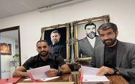 رقم عجیب قرارداد حامد پاکدل با پرسپولیس