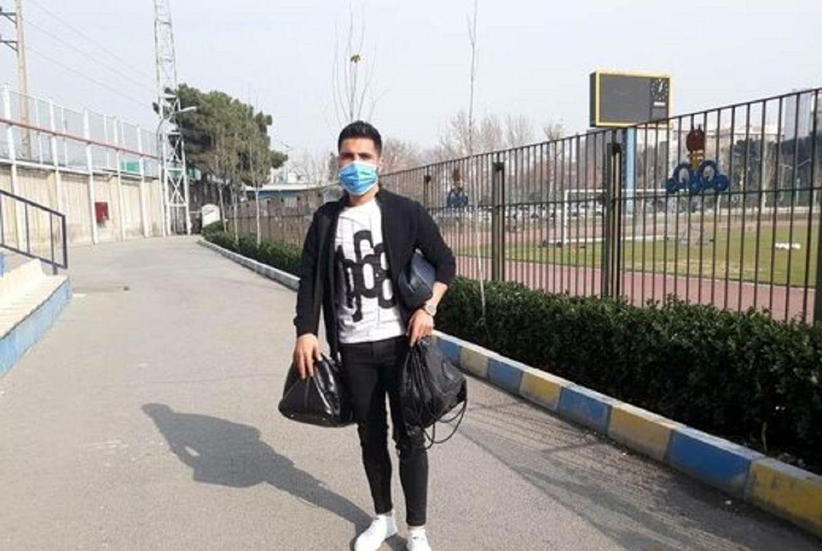 Farshid Esmaeilpour shaynews