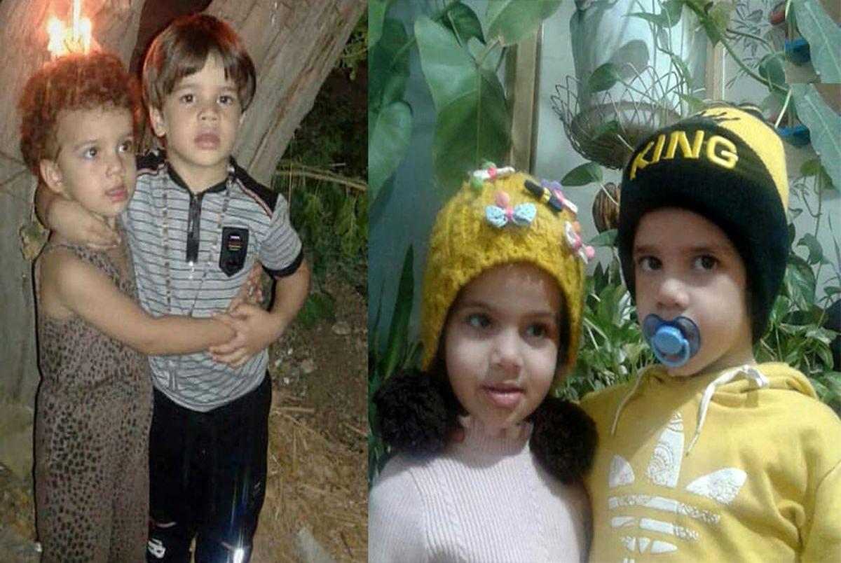 نامادری خواهر و بردار هستی را با خود برد/زهرا و محمدکوچولو کجا هستند؟+ فیلم