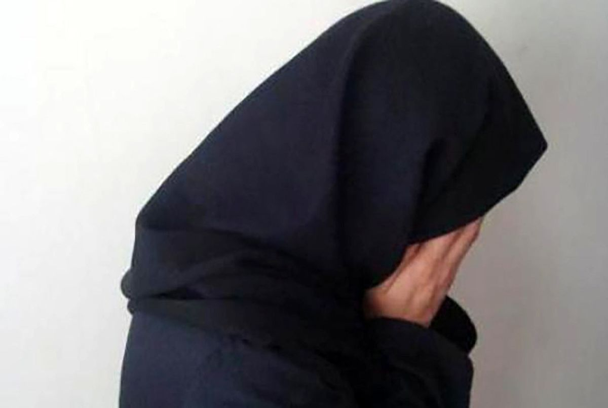 مرد مشهدی که با لباس زنانه به سرقت می رفت