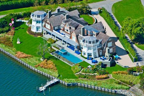 خانه های لوکس ثروتمند ترین افراد آمریکا