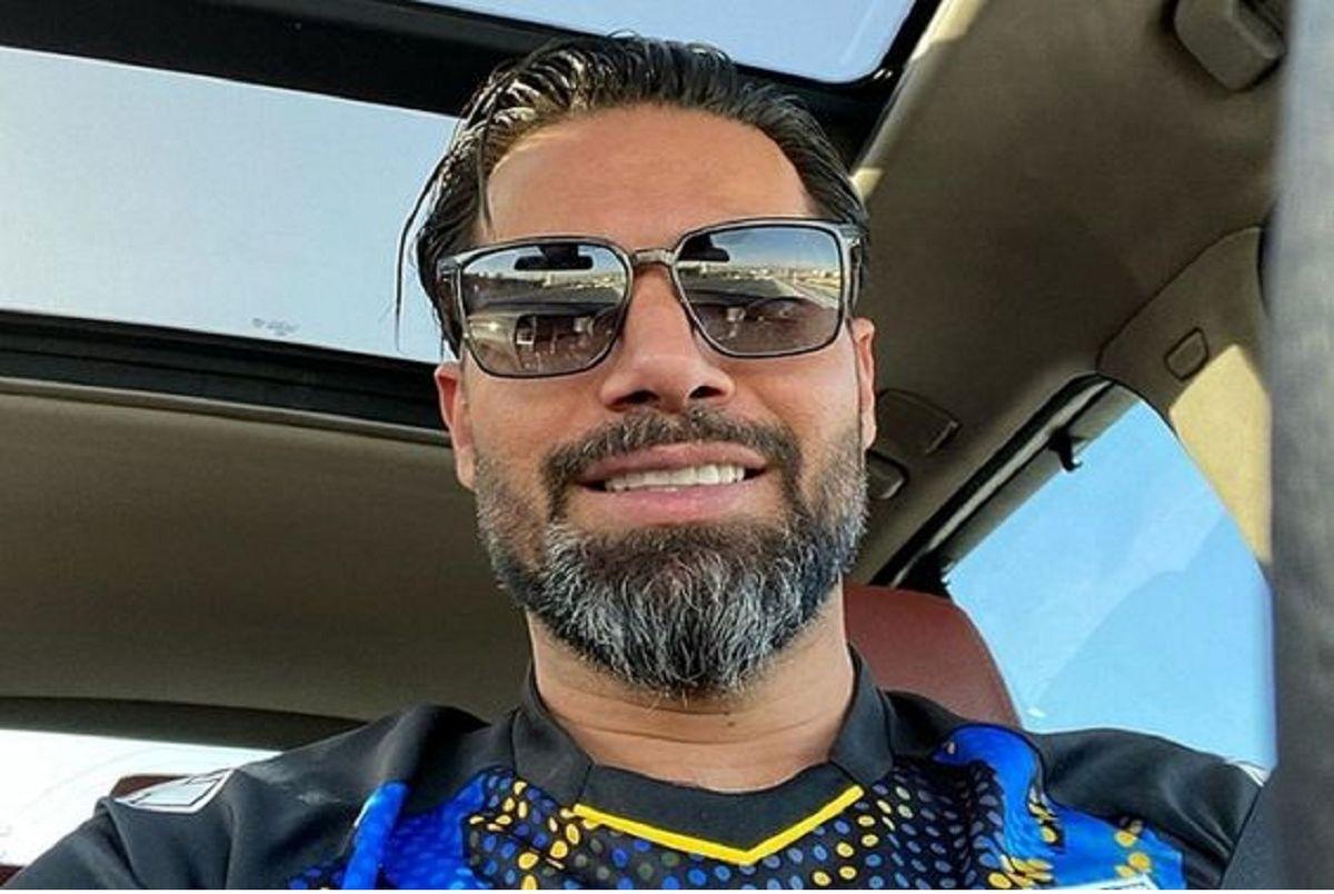 Amir Hossein Sadeghi shayanews