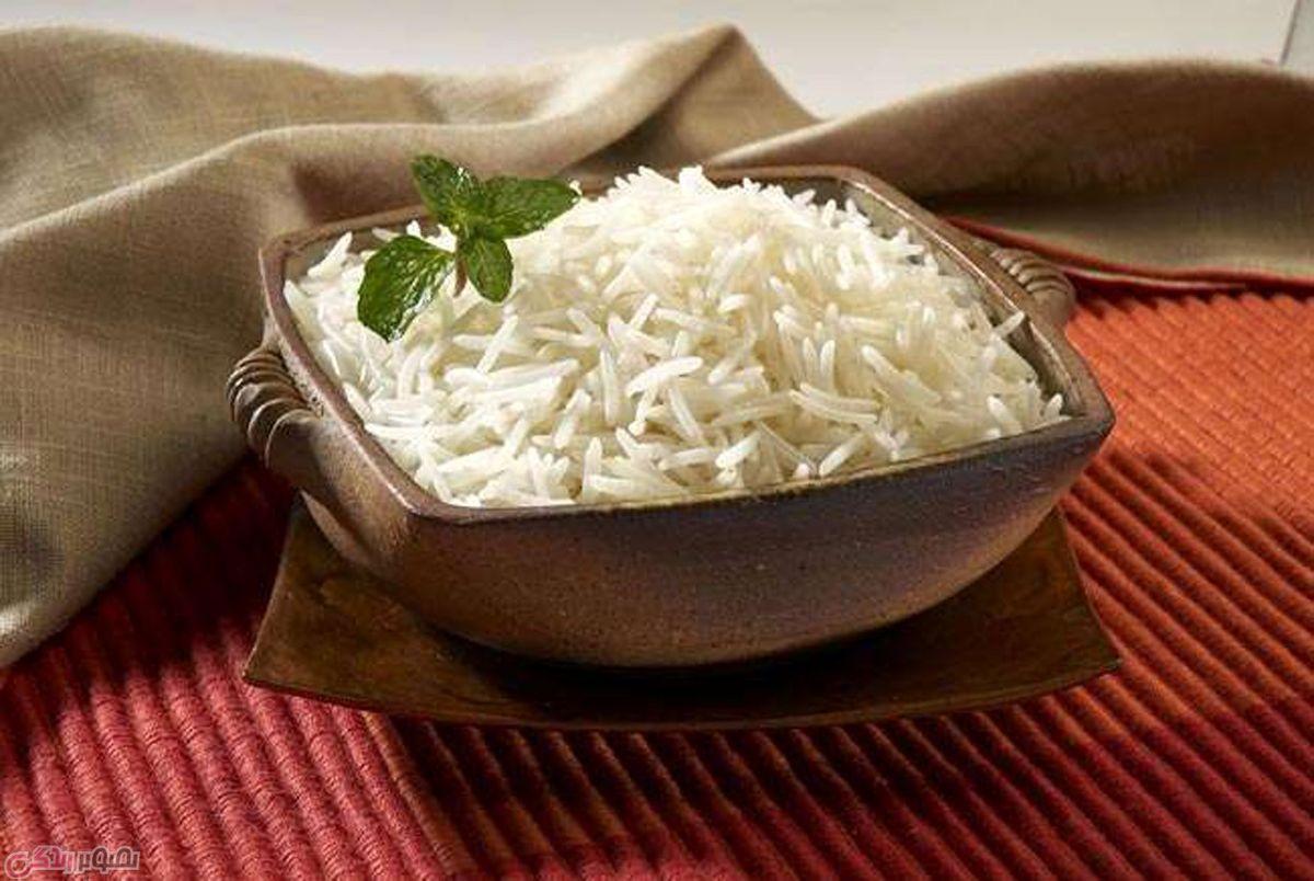 راه حل های شفته نشدن برنج چیست؟