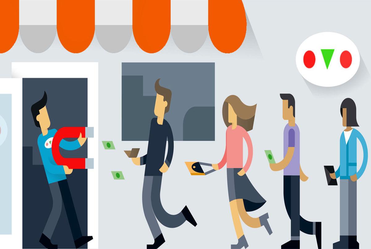 راه های جذب مشتری/ایده هایی برای بهبود
