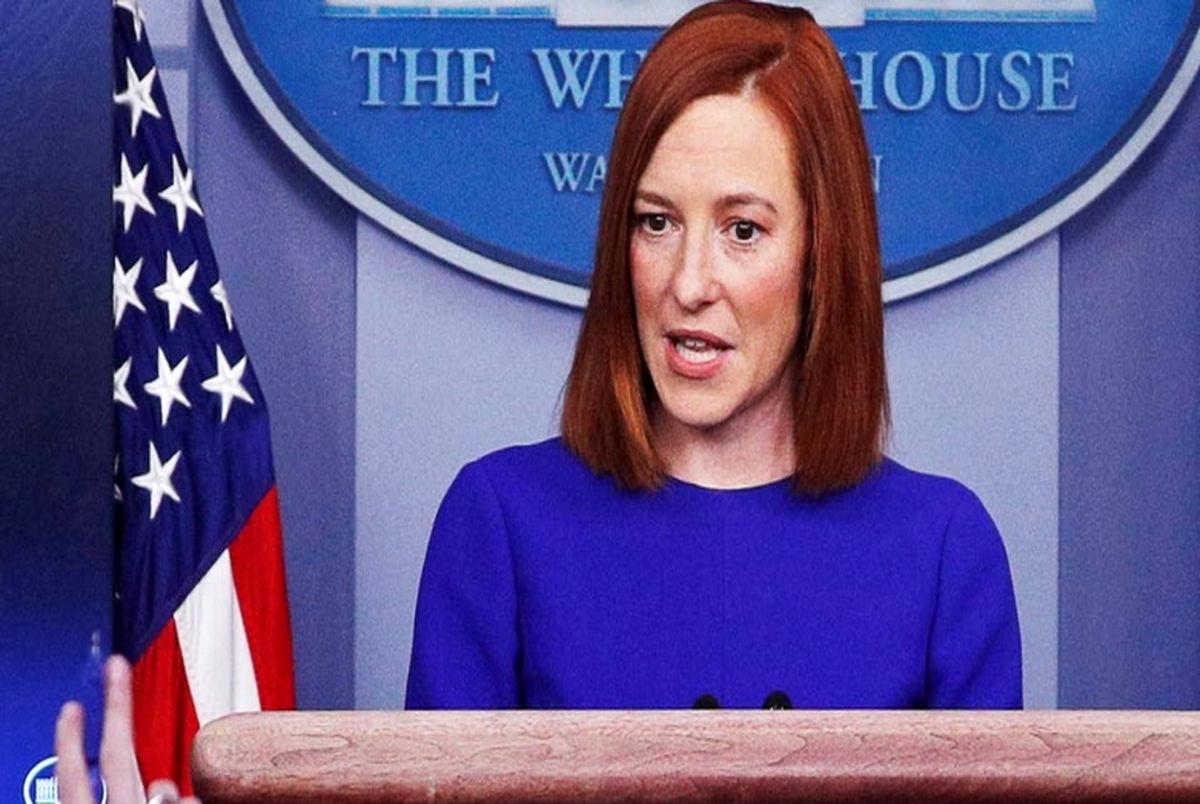 سخنگوی کاخ سفید: گفتوگوهای غیرمستقیم با ایران سازنده است