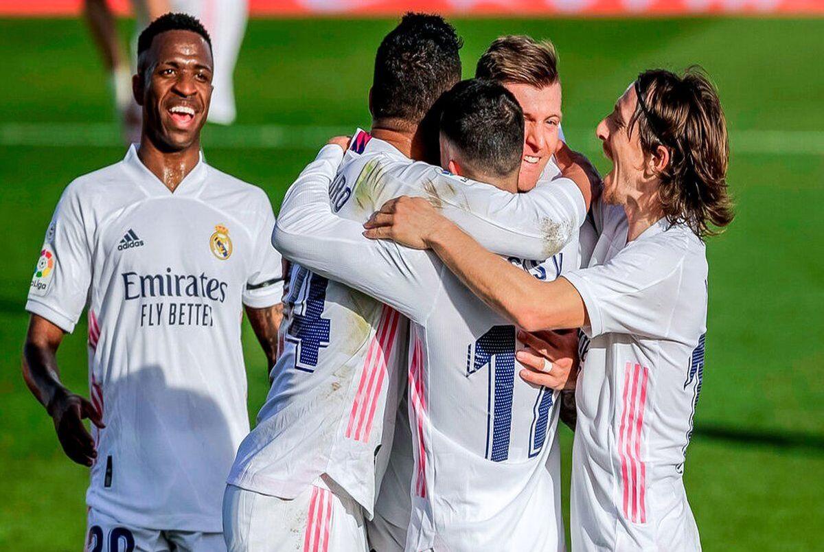 خلاصه بازی رئال مادرید و والنسیا
