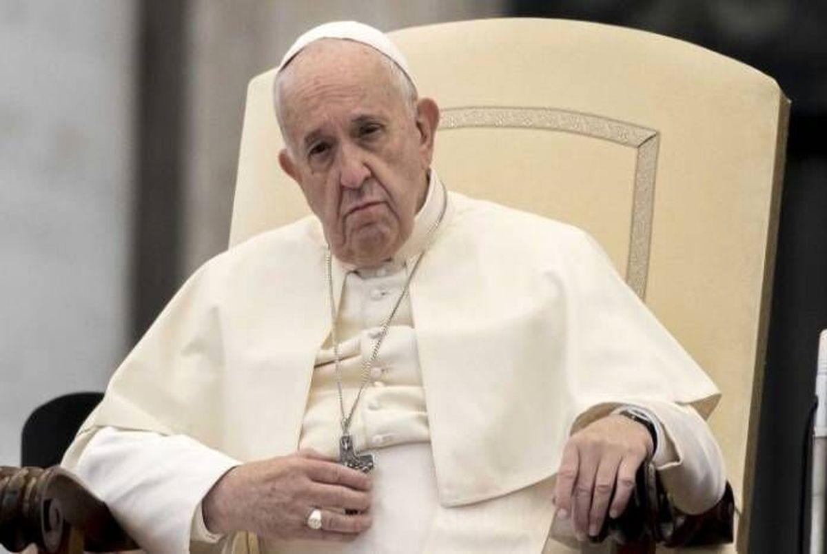 چرا پاپ فرانسیس در واتیکان دستگیر شده است؟