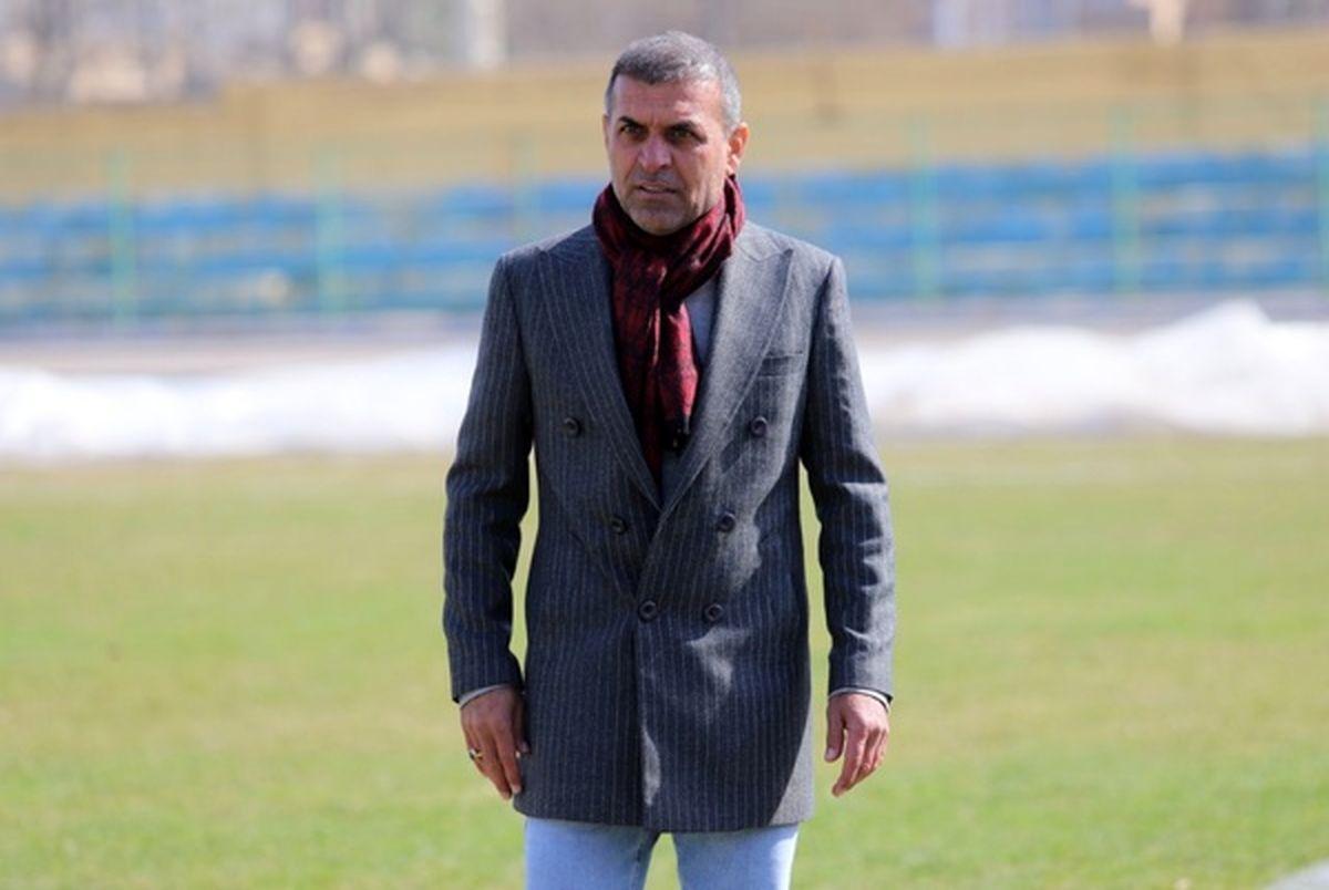 ویسی: بازیکنان من آرزو داشتند با علی کریمی را عکس بگیرند