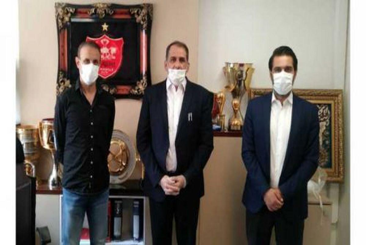 یحیی گل محمدی وزیر ورزش را تهدید کرد!!