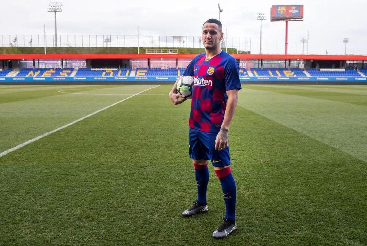 بازیکن مورد علاقه مسی در آستانه جدایی از بارسلونا