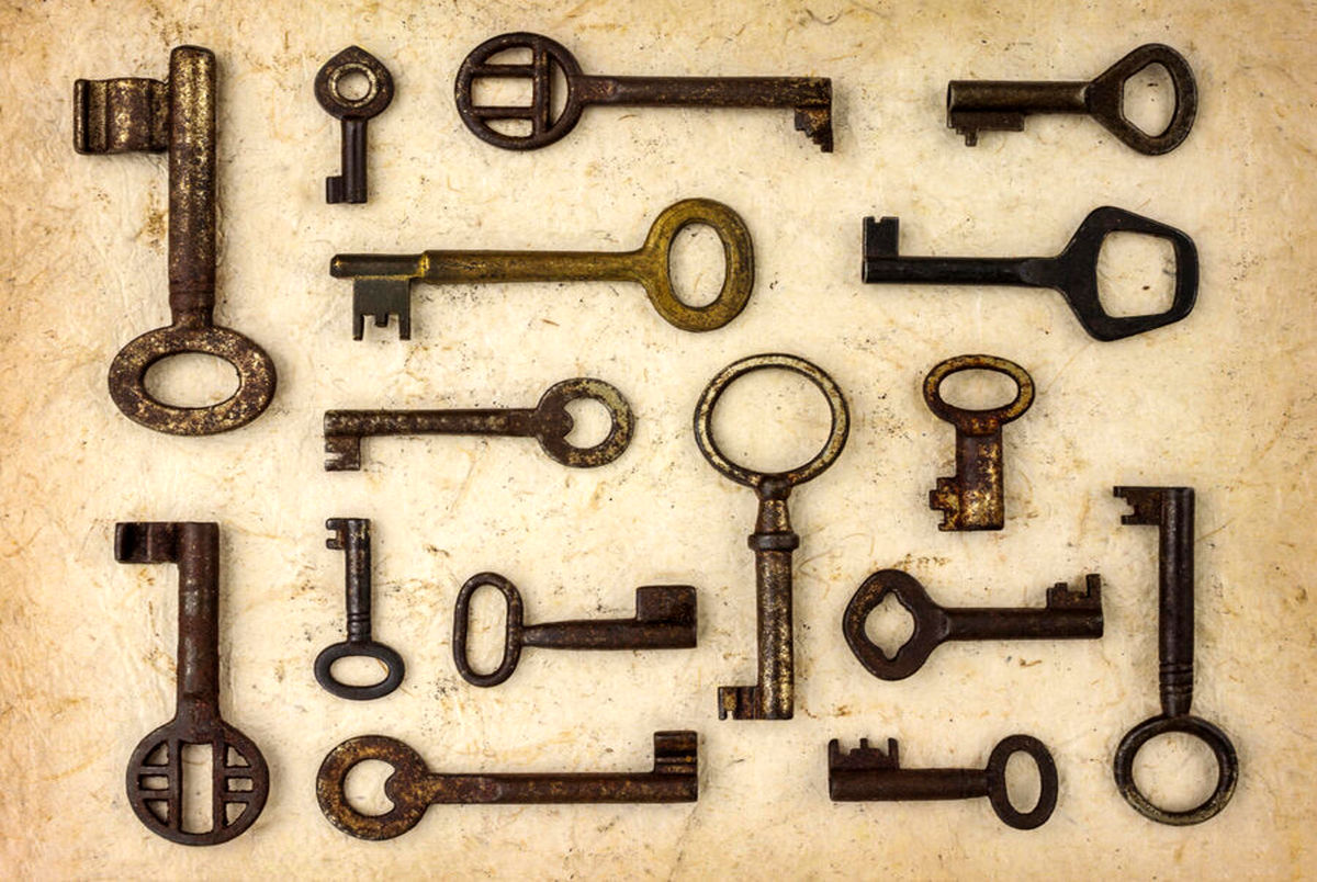تست روانشناسی/انتخاب کلید و شخصیت پنهانی