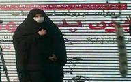 حضور خبرساز نرجس سلیمانی در انتخابات شورا